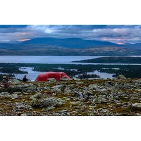 Nordisk Oppland 3 Light Weight Teltta, burnt red